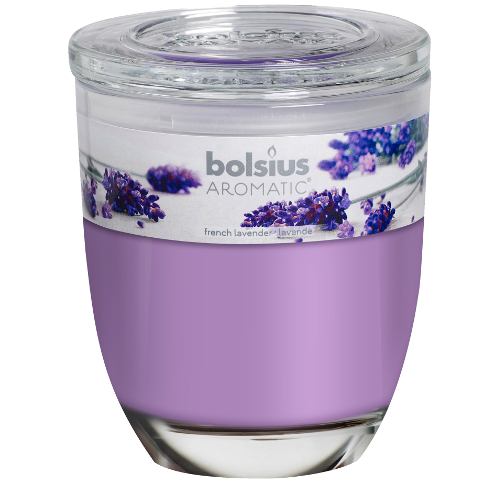 Bolsius French Lavender Large Jar