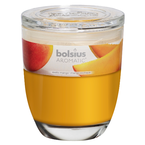 Bolsius Exotic Mango Large Jar