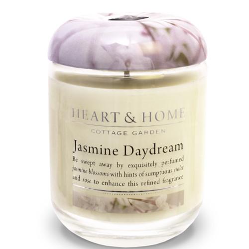 Heart & Home Jasmine Daydream Large Jar