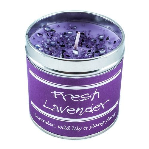 Best Kept Secrets Fresh Lavender Candle Tin
