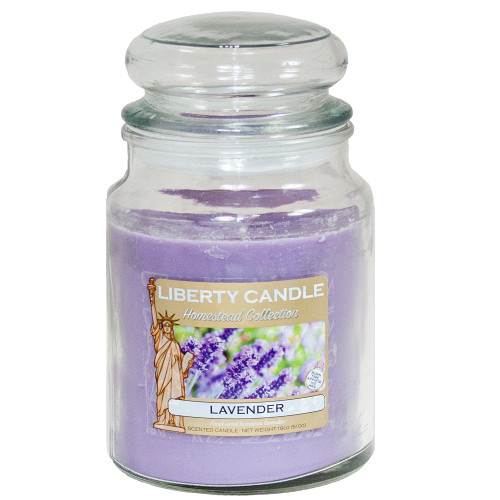 Liberty Candles Lavender 18oz Large Jar