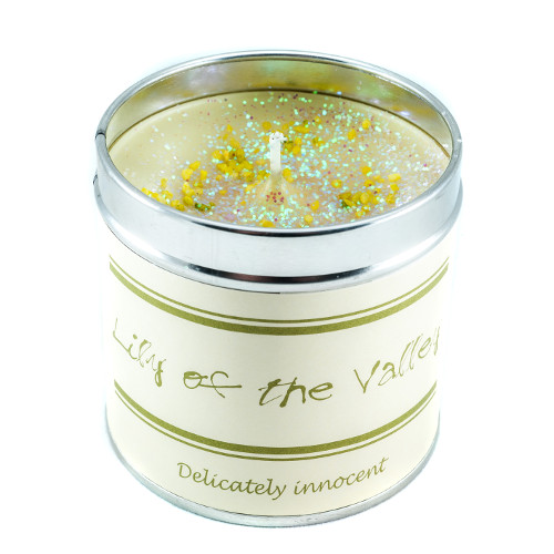 Best Kept Secrets Lily of the Valley Tin