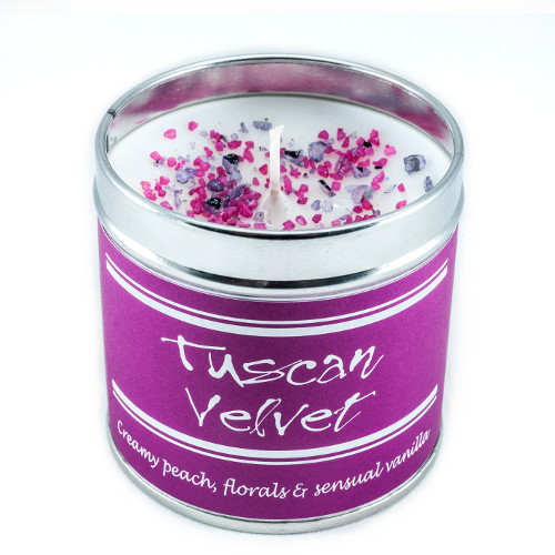 Best Kept Secrets Tuscan Velvet Tin