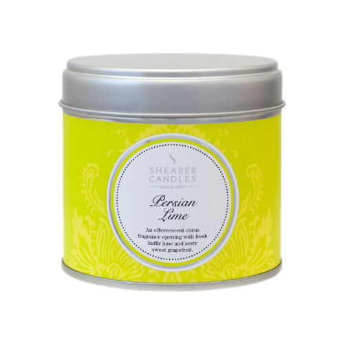 Shearer Candles Persian Lime Tin