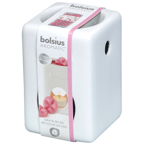 bolsius square wax melt burner
