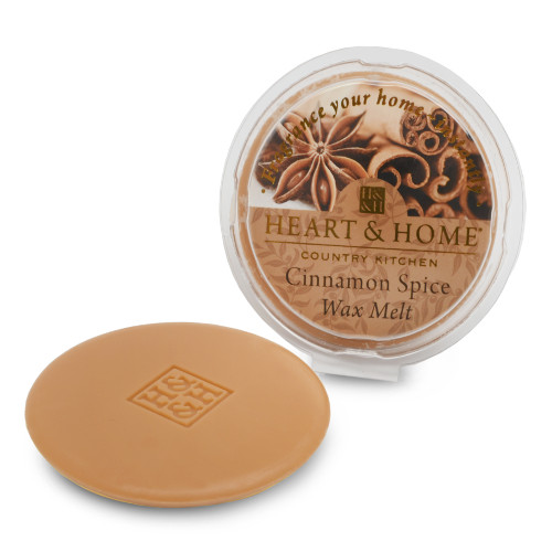 Heart and Home Cheap Wax Melt Cinnamon Spice