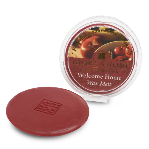 Heart and Home Cheap Wax Melt Welcome Home